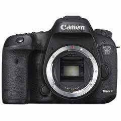 CANON EOS 7D Mark II ボディ [デジタル一眼レフカメラ(2020万画素)]【あす着】