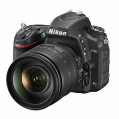 Nikon D750 24-120 VR レンズキット [デジタル一眼レフカメラ (2432万画素)]【あす着】