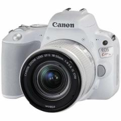 CANON EOS Kiss X9 EF-S18-55 IS STM レンズキット ホワイト [デジタル一眼カメラ (2420万画素)]