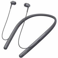 SONY WI-H700B グレイッシュブラック h.ear in 2 Wireless [ダイナミック密閉型カナルイヤホン(Bluetooth対応・ハイレゾ対応)]