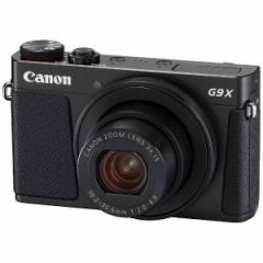 CANON PowerShot G9 X Mark II ブラック [コンパクトデジタルカメラ (2010万画素)]【あす着】