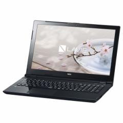 NEC PC-SN16CLSAA-8 スターリーブラック LAVIE Smart NS [ノートパソコン 15.6型ワイド液晶 HDD500GB DVDスーパーマルチドライブ]【あす
