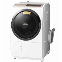 日立 BD-SV110CL シャンパン ビッグドラム [ななめ型ドラム式洗濯乾燥機 (11kg) 左開き]