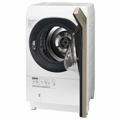 SHARP ES-G111-NR ゴールド系 [ドラム式洗濯乾燥機(洗濯11.0kg/乾燥6.0kg) 右開き]