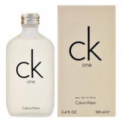 カルバンクライン CK シーケーワン CK-one EDT SP 100ml 香水 送料無料