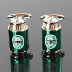 缶ビールカフス