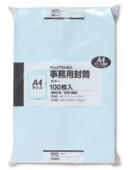 角2クラフト封筒100g 薄水 100枚 PK-121PS◆マルアイ◆角2封筒(W240×H332mm) A4判の用紙が入る大きさ