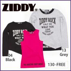 【D-4】【2/23新入荷】30%OFF【ZIDDY/ジディー】天竺Tシャツタンクトップセット/130cm-FREE-zt