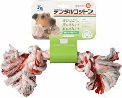 デンタルコットン レインボー M 【犬のおもちゃ/犬用おもちゃ/ロープ/デンタルケア】【犬用品/ペット用品/オモチャ】