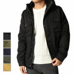 【送料無料】M-65 ジャケット アウター ボリュームネック ミリタリー 迷彩 カモフラージュ メンズ ベージュ カーキ ブラック SALE セール
