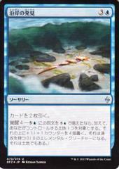 マジック:ザ・ギャザリング 沿岸の発見【FOIL】 / 戦乱のゼンディンガー BFZ073 [JPN]