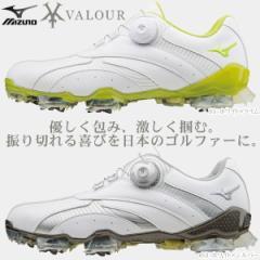 ミズノ VALOUR 001 Boa ゴルフシューズ ワイズ:3E仕様 51GM1630