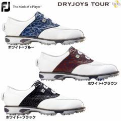 フットジョイ メンズ ゴルフシューズ DRYJOYS TOUR Boa 2016年モデル