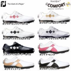 フットジョイ レディース ゴルフシューズ eCOMFORT Boa 2016年モデル