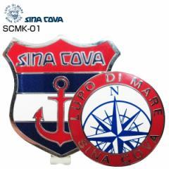 シナコバ (SINA COVA) キャップ クリップマーカー SCMK-01 通販 ゴルフ用品 ゴルフ