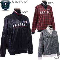アドミラル Admiral メンズ ゴルフウェア ツインスニード ブルゾン ADMA597