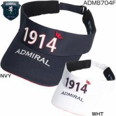 アドミラル ADMIRAL ゴルフ メンズ 1914 バイザー ADMB704F
