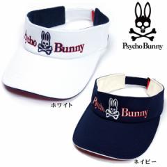 サイコバニー Psycho Bunny メンズ ゴルフウエア PB ゴルフバイザー PHMG702F
