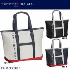 トミー ヒルフィガー ゴルフ TOMMY HILFIGER THE FACE トートバッグ THMG7SB1