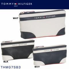 トミー ヒルフィガー ゴルフ TOMMY HILFIGER THE FACE スクエアポーチ THMG7SB3
