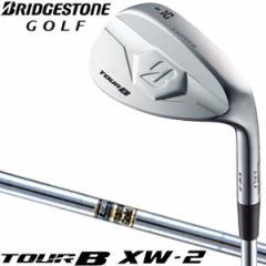 ブリヂストンゴルフ TOUR B XW-2 ウエッジ シルバー ダイナミックゴールドシャフト