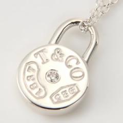 TIFFANY (ティファニー) レディス アクセサリー 1837シリーズ 1837 ラウンド ロック ペンダント ミニ ダイヤモンド 25102665 送料無料