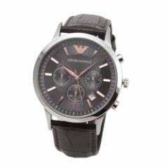 エンポリオ・アルマーニ EMPORIO ARMANI AR2513  クロノグラフ メンズ腕時計 ブランド クロス セット 送料無料