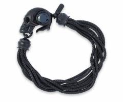 ブレスレット メンズ  AQUA SILVER アクアシルバー 黒ダールメッキ メンズ ブレスレット CMB-001BRDC/BZ 送料無料 クリスマス