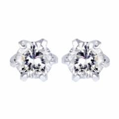 ピアス レディース Velsepone(ベルセポーネ) PT900 プラチナ ダイヤモンド 0.1ct Hカラー 送料無料 ve-hi01ct-pt (J-1)