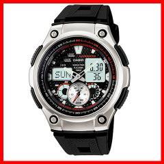 CASIO〔カシオ〕スポーツウォッチ デジタル腕時計 SPORTS GEAR AQ-190W-1AJF[プラザセレクト] 送料無料