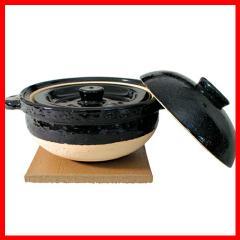 長谷製陶 かまどさん 2合炊き CT-03 [プラザセレクト] 送料無料