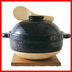 長谷製陶 かまどさん 3合炊き CT-01   [プラザセレクト] 送料無料