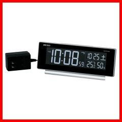 セイコー デジタル目覚まし時計 DL207S[プラザセレクト] 送料無料