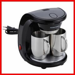 コーヒーメーカー2カップ ステンレスマグ SCS-30 [プラザセレクト]
