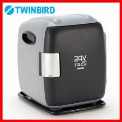 24V専用コンパクト電子保冷保温ボックス グレー HR-D249GY ツインバード  プラザセレクト 送料無料