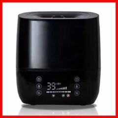 きれいなミストで加湿する アロマハイブリッド式加湿器 リモコン付 PR-HF012BK 【B】 プラザセレクト 送料無料 送料無料