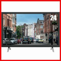 24型3波ダブルチューナーハイビジョンテレビ ブラック ZM-TV24LR レボリューション  プラザセレクト 送料無料