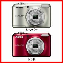 光学5倍 デジタルカメラ 特典SDHC8GB付 A10SL・A10RD ニコン 全2色 プラザセレクト 送料無料