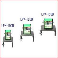 (6cm角用)ラティスポスト固定金具 ブロック用 LPK-150B(厚さ15cmのブロック対応)  アイリスオーヤマ [ガーデニング]