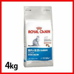 ロイヤルカナン キャット インドア 4kg キャットフード ペットフード ドライフード 猫 キャットプラザセレクト