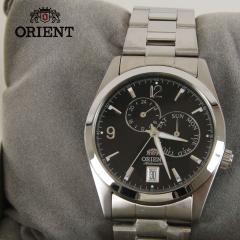 ORIENT オリエント AUTOMATIC 自動巻き マルチカレンダー 腕時計 海外モデル メンズ