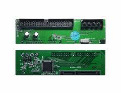 メール便送料無料■SATA HDDを3.5インチIDE HDDに変換するアダプタ