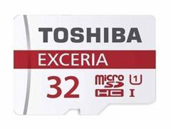 メール便可能■東芝製 microSDHC32GB クラス10 TH...