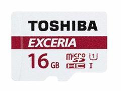 メール便可能■お得 東芝製 microSDHC16GB クラス10 THN-M301R0160C4