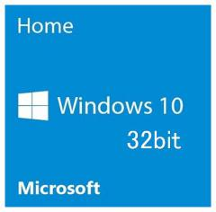 ■Windows10 Home 32bit 新規インストール