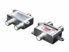 メール便可能■変換名人 地デジ対応 VUBC-12 2分配器 VHF/UHF/BS/CS