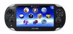 SONY■PSVita 3G/Wi-Fiモデル ブラック PCH-1100 AB01■未開封【即納】【送料無料】≪ゲーム機 本体 PlayStation プレイステーション≫