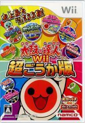 【中古】太鼓の達人Wii 超ごうか版(ソフト単品版)...
