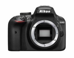Nikon★一眼レフカメラ D3400 ボディ★ブラック★ワケあり●新品【即納】【送料無料】【訳あり】≪ニコン デジタルカメラ≫