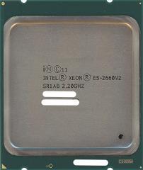 【中古】Xeon E5-2660 v2★2.2GHz 25M LGA2011★SR1AB★【即納】【送料無料】≪intel インテル ジオンXeon CPU バルク≫